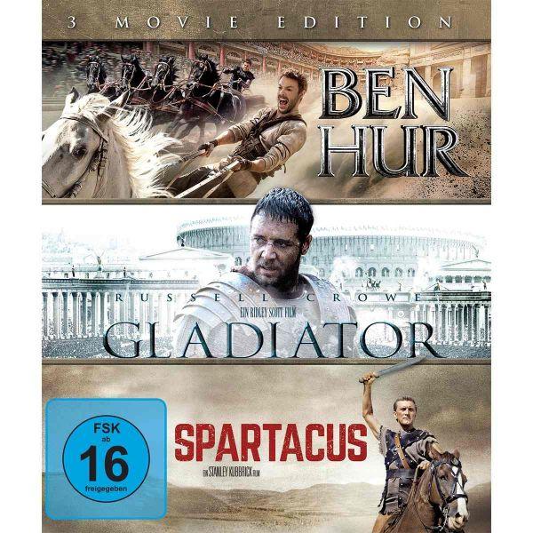 Ben Hur/Gladiator/Spartacus