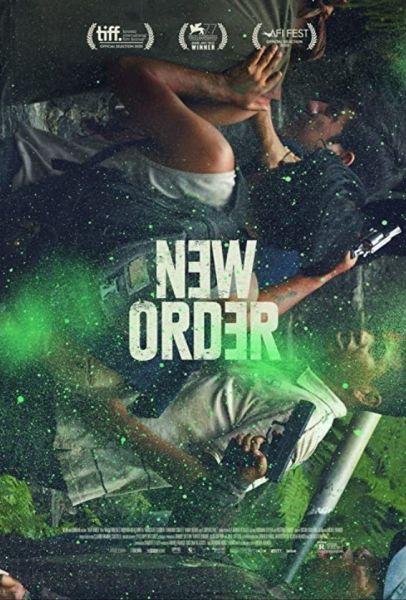 Image of New Order - Die neue Weltordnung (2020)