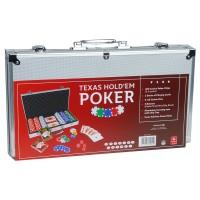 TEXAS HOLD´EM Poker Koffer