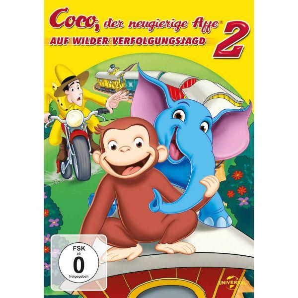 Coco, Der Neugierige Affe 2