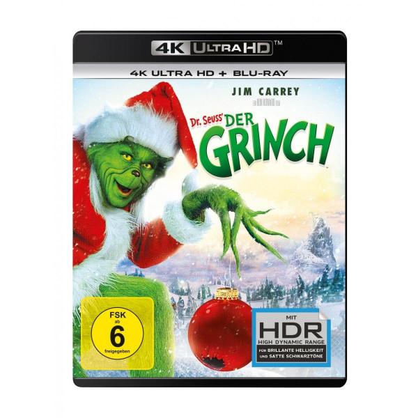 Der Grinch - 4K Uhd