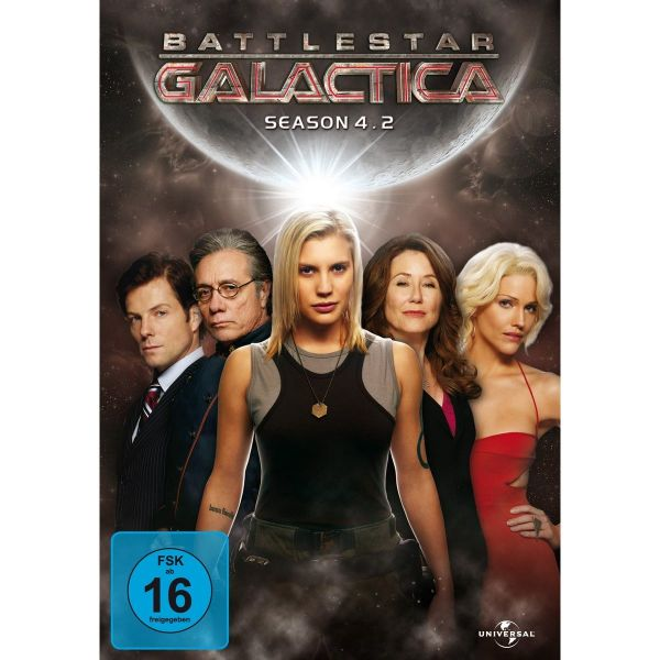 Battlestar Galactica Season 4.2 Repl.