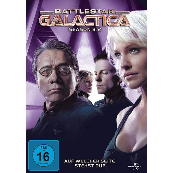 Battlestar Galactica Season 3.2 Repl.