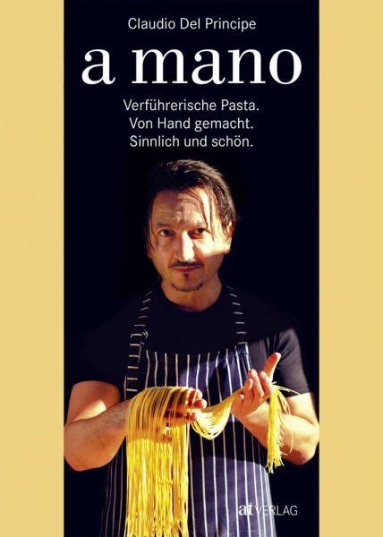 Image of a mano: Verführerische Pasta. Von Hand gemacht. Sinnlich und schön.
