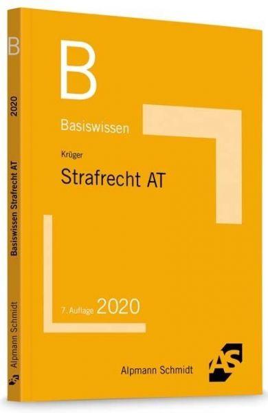 Image of Basiswissen Strafrecht Allgemeiner Teil