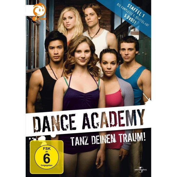 Dance Academy - Season 1 5Er