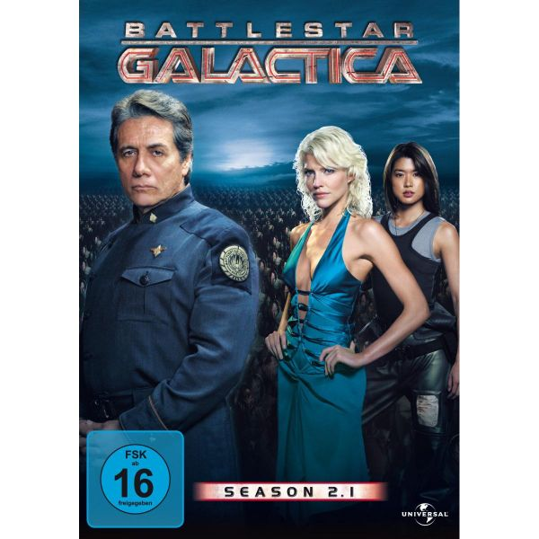Battlestar Galactica Season 2.1 Repl.