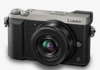 Panasonic DMC-GX80KEGS silver +12-32mm