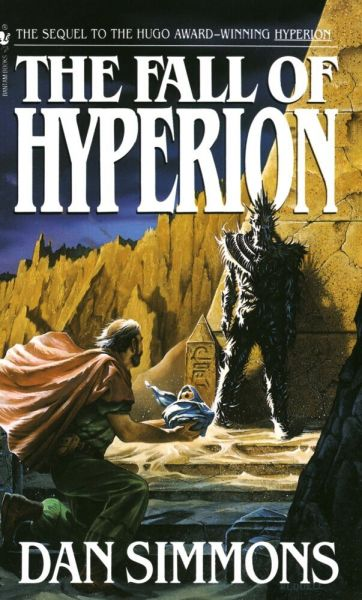 Image of The Fall of Hyperion