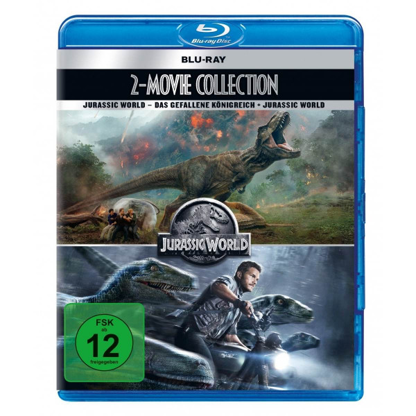 Jurassic World: 2 Movie Coll