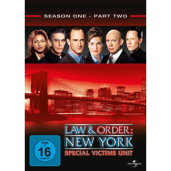 Law And Order 1.2 3Er