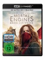 Mortal Engines Krieg Der Städte 4K Uhd Repl