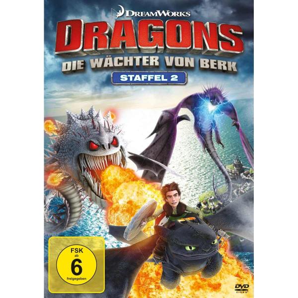 Dragons - Die Wächter Von Berk Season 2