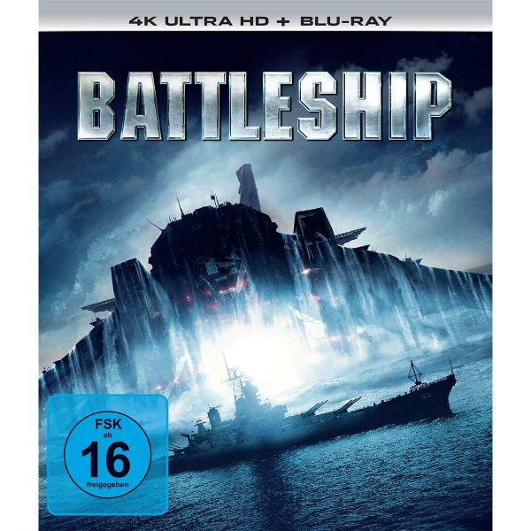 Battleship - 4K Uhd