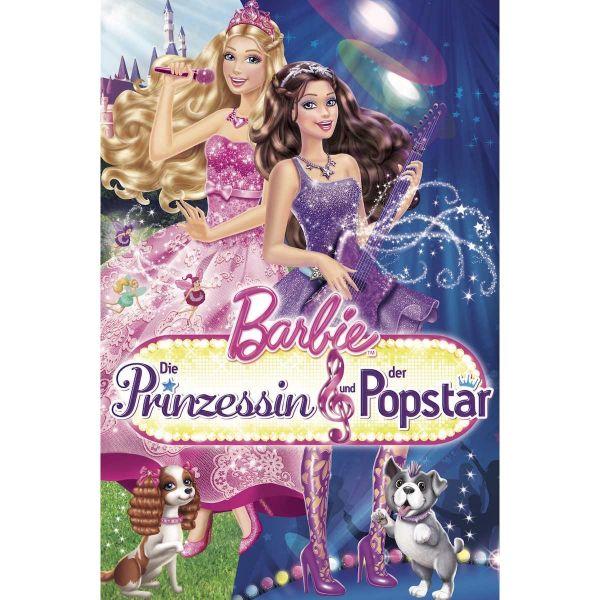 Barbie Prinzessin & Popstar