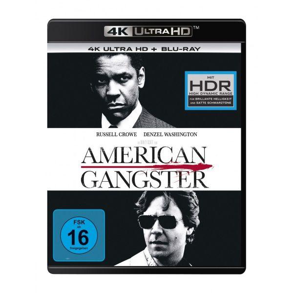 American Gangster 4K Uhd