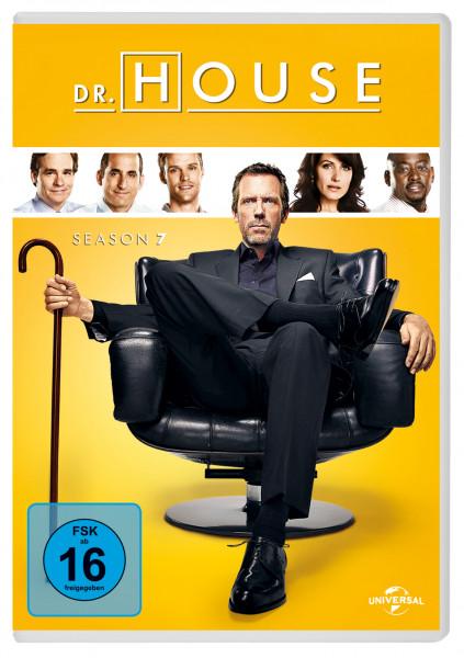 Dr. House Season 7 6Er Repl.