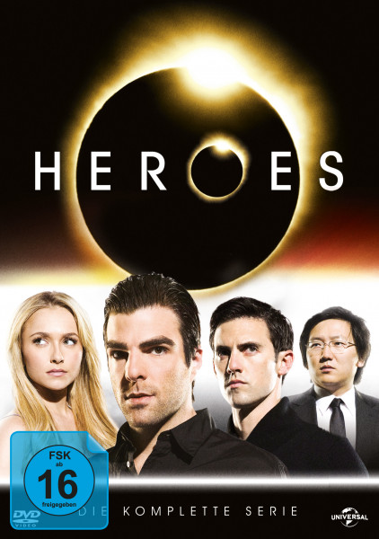 Heroes - Gesamtbox Repl.