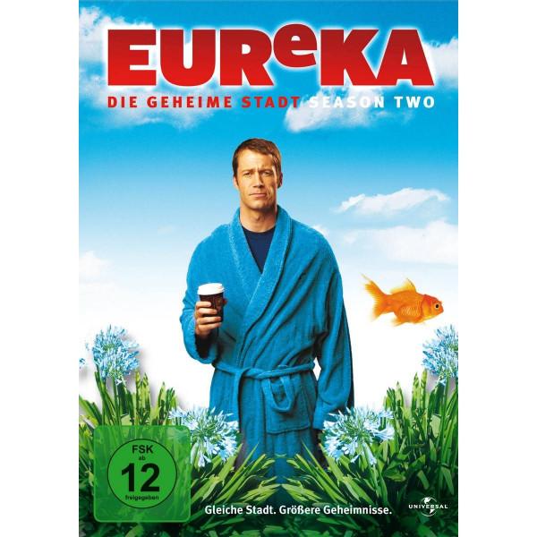 Eureka Season 2 4Er Repl.