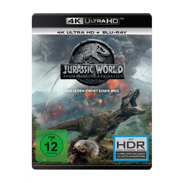 Jurassic World 2 4K Uhd