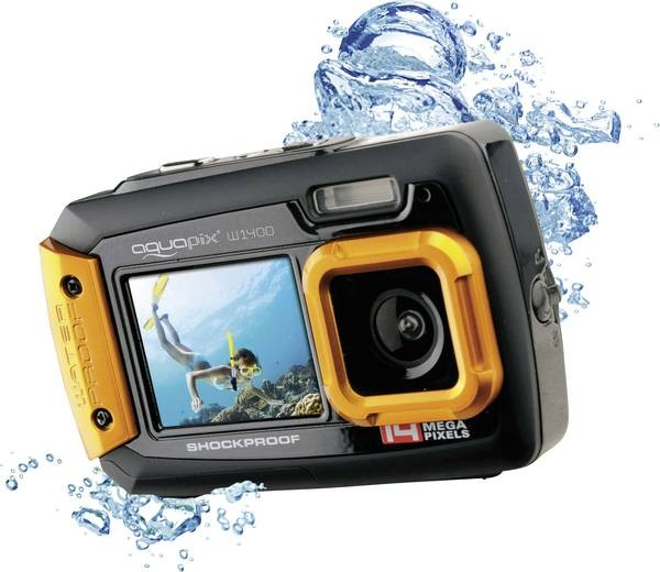 Image of Aquapix W1400 Active Orange