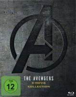 The Avengers 1-4