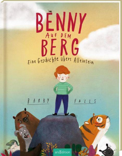 Image of Benny auf dem Berg