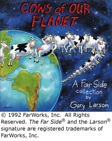 Image of Cows of Our Planet: A Far Side Collection