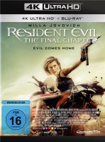 Resident Evil - The Final Chapter 4K