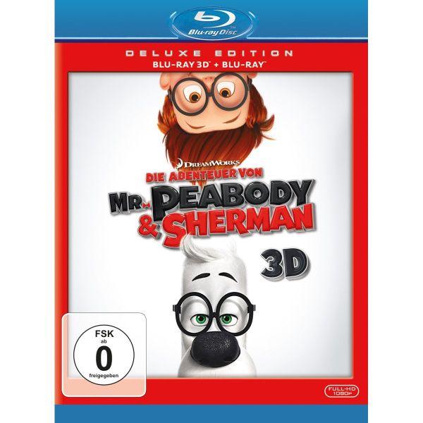 Abenteuer V Mr. Peabody&Sherman 3D