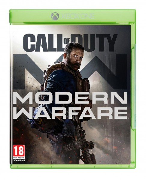 Image of Call of Duty: Modern Warfare, Xbox One