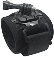 GoXtreme 360° Rotation Wrist Mount Handgelenk-Halterung schwarz