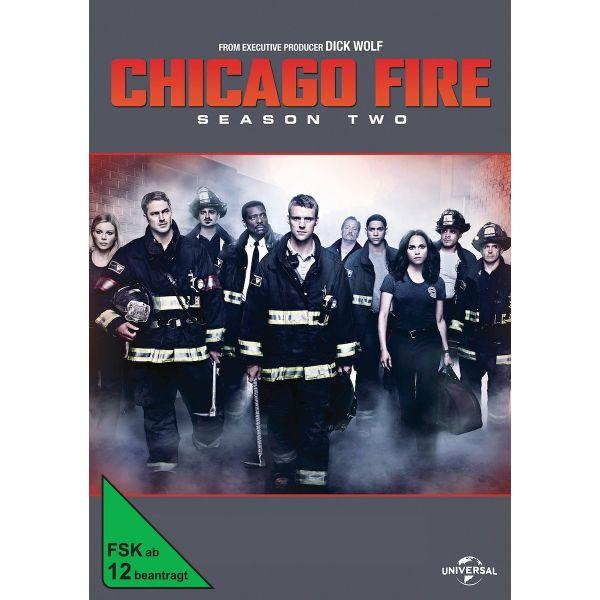 Chicago Fire -Staffel 2