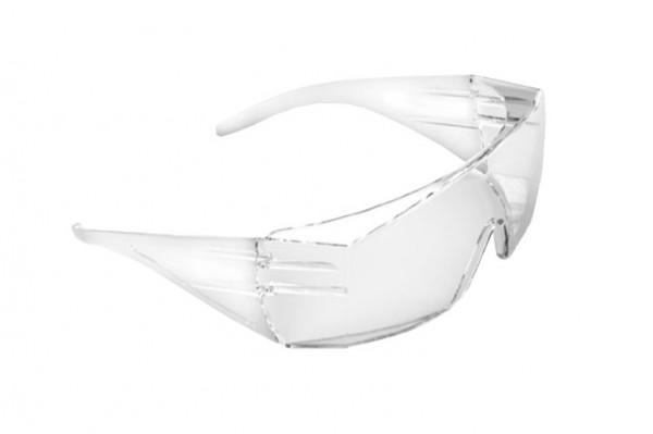 Interhealth Schutzbrille transparent