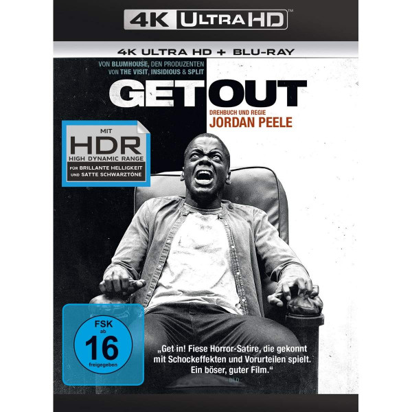 Get Out 4K Uhd