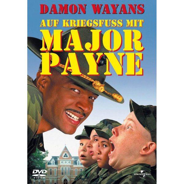 Kriegsfuss Mit Major Payne