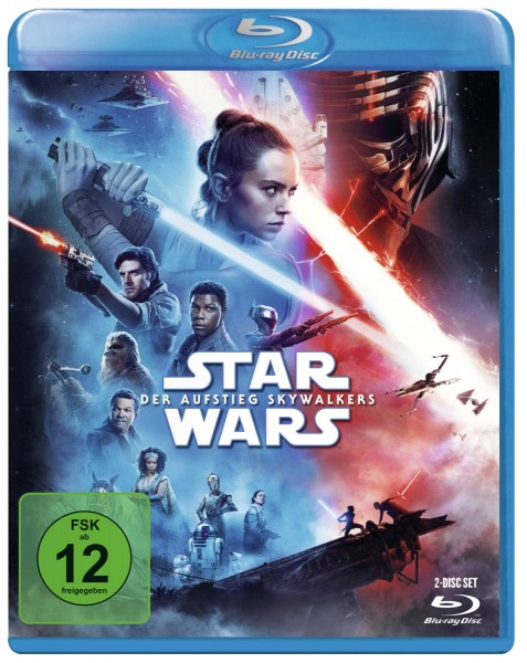 Star Wars: Episode 9 - Der Aufstieg Skywalkers