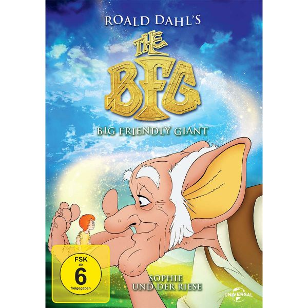 Big Friendly Giant (Animation)