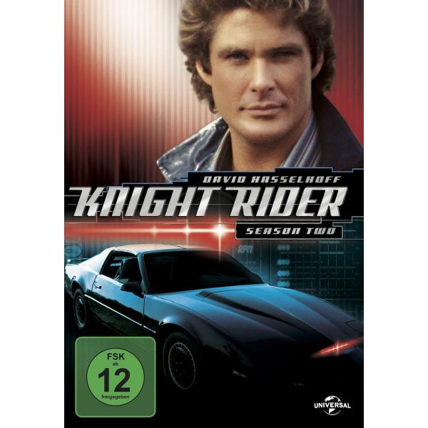 Knight Rider - Season 2 Repl.