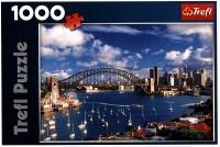 Trefl 1000 Teile - Port Jackson, Sydney