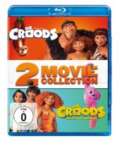 THE CROODS - 2 MOVIE COLLECTION