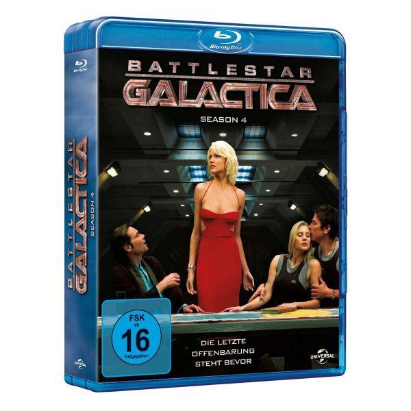 Battlestar Galactica S 4