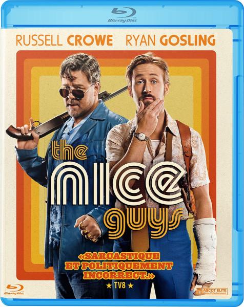 The Nice Guys Blu-Ray F
