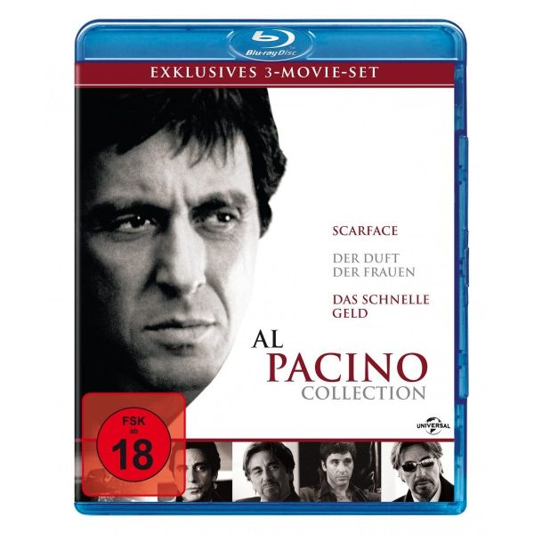 Actors Box: Al Pacino 3Er