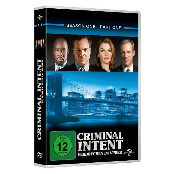 Criminal Intent S 1.1 3Er Repl.