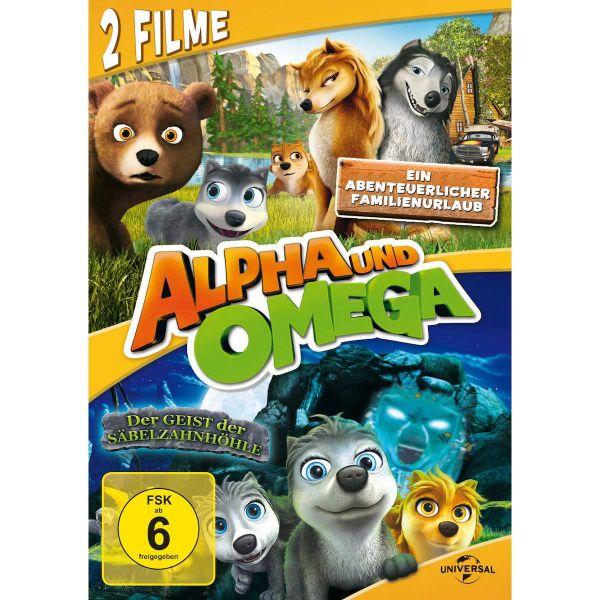 Alpha & Omega 4 & 5