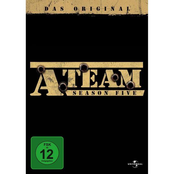 A-Team Season 5-Drafting Box 3Er