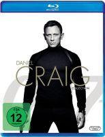 James Bond - Daniel Craig Collection - Casino Royale / Ein Quantum Trost / Skyfall / Spectre