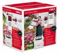 OKI LED Farblaser C834dnw Garten Profi