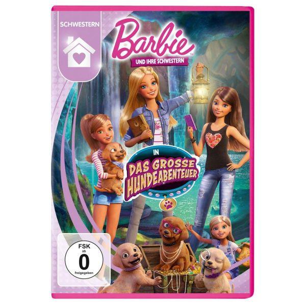Barbie Hundeabenteuer